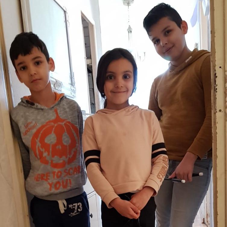 Überraschung für Youssef, Achmed & Larin