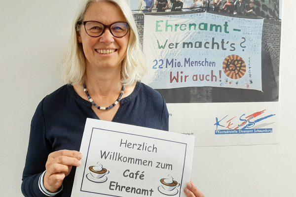 Manuela Babatz / Kontaktstelle Ehrenamt Schaumburg