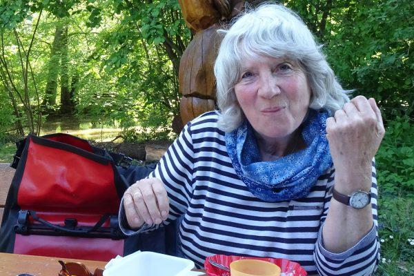 Gerda Greuel / Seniorinnencafé