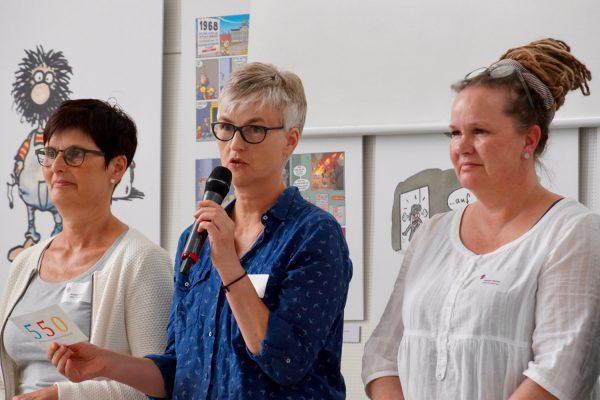 Annette Köppel, Ute Müller & Claudia Reedmer / Steuerungsgruppe MGH Niedersachsen